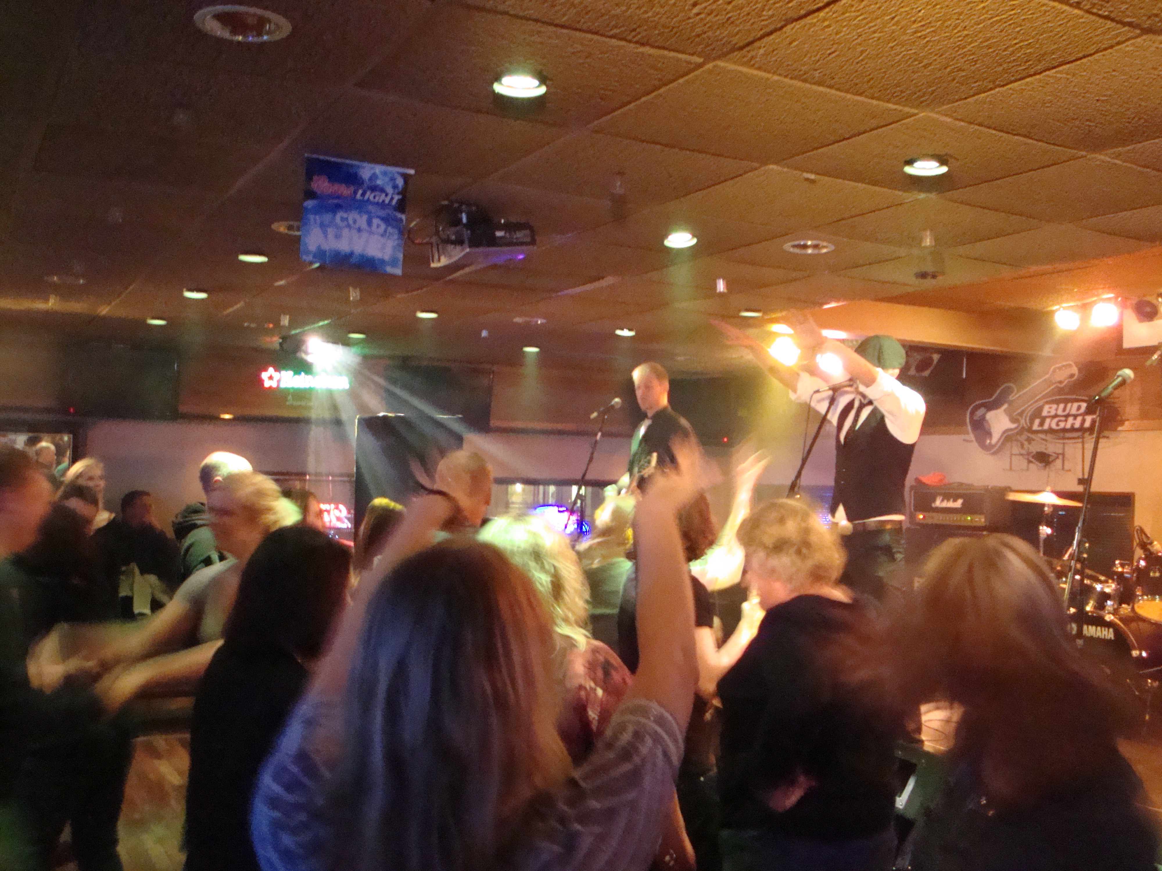 FlashMob! at Babe's in Lakeville