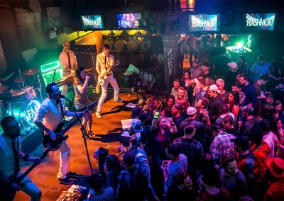 Rockin' at the Pourhouse