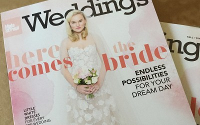FlashMob! featured in MSP Weddings Magazine